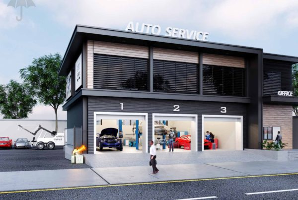 Garage Repair Shop